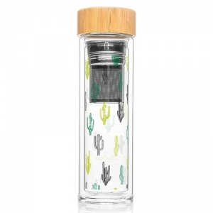 Infuseur nomade - cactus