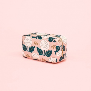 Trousse de toilette Margot rose