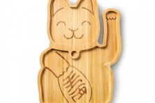 Lucky Cat Bamboo